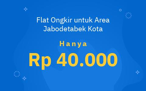 Promo Ongkir Flat