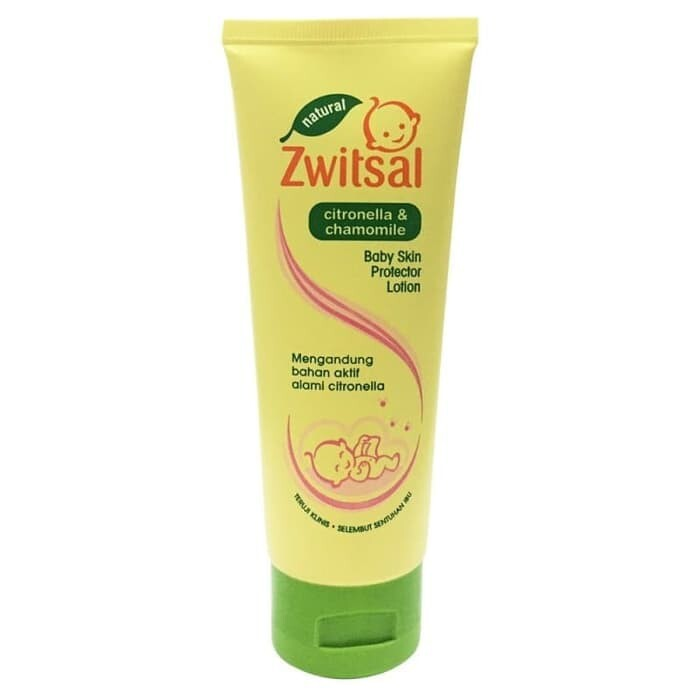 Zwitsal Natural Baby Skin Protector Lotion 100ml Tub