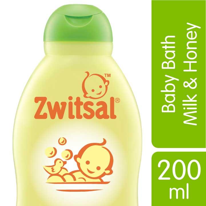 Zwitsal Natural Baby Hair Lotion Aloe Vera 200ml Tub
