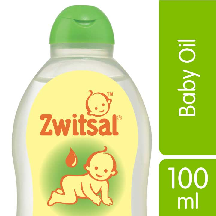 Zwitsal Natural Baby Oil 100ml