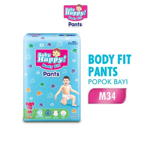 BABY HAPPY Pants Popok Bayi Celana M34