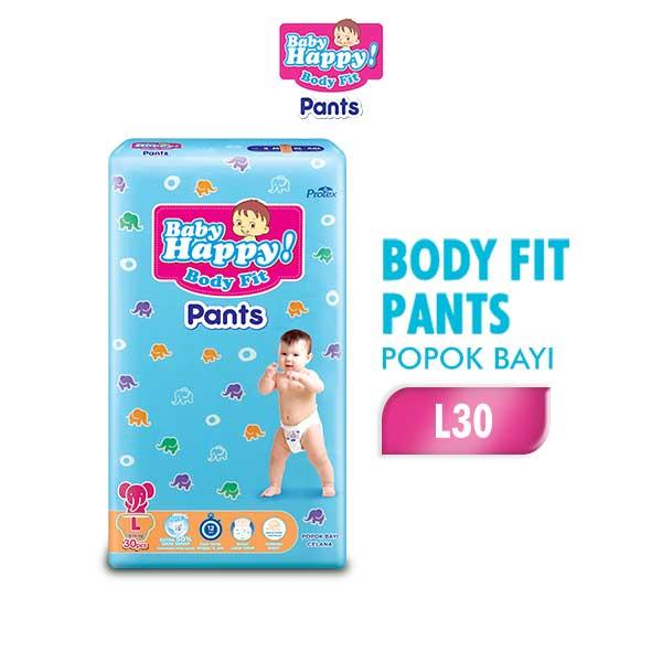 BABY HAPPY Pants Popok Bayi Celana L30