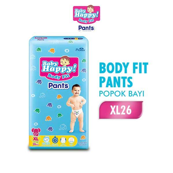 BABY HAPPY Pants Popok Bayi Celana XL26