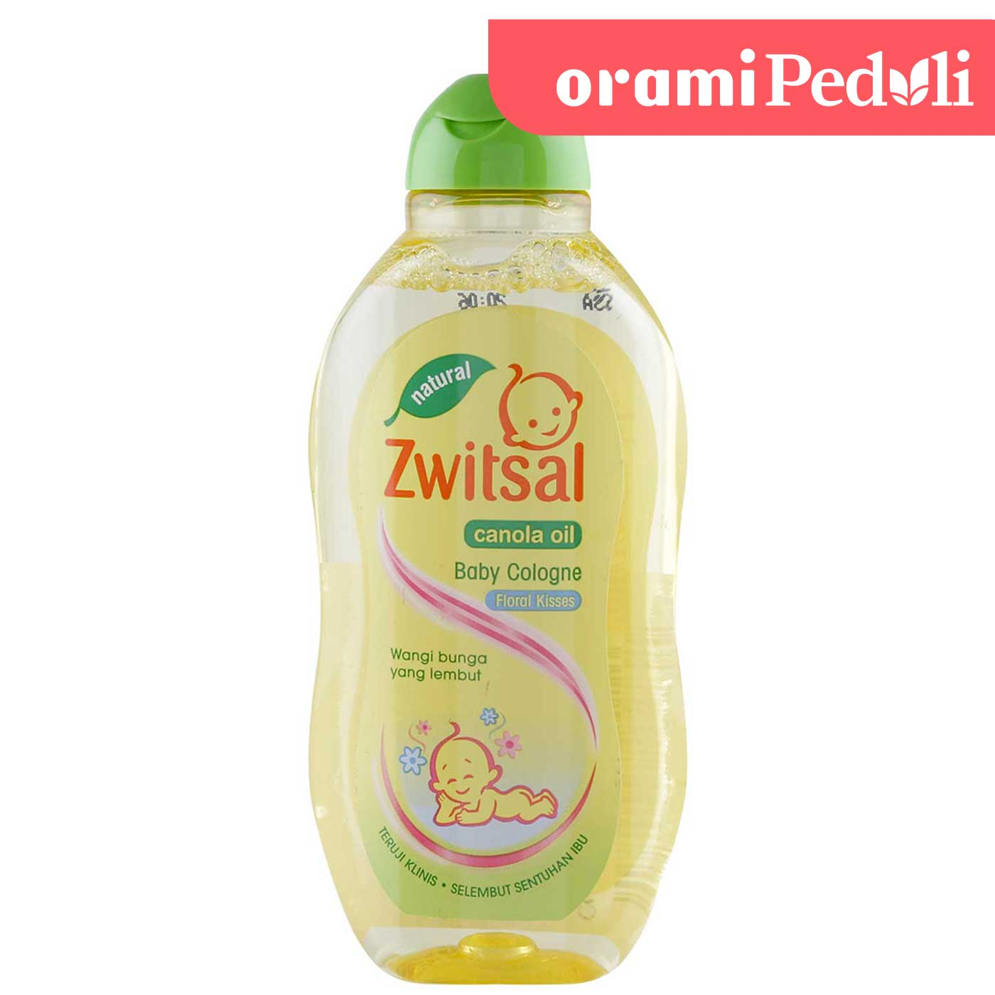 Zwitsal Baby Cologne Fresh Floral 100ml NEW
