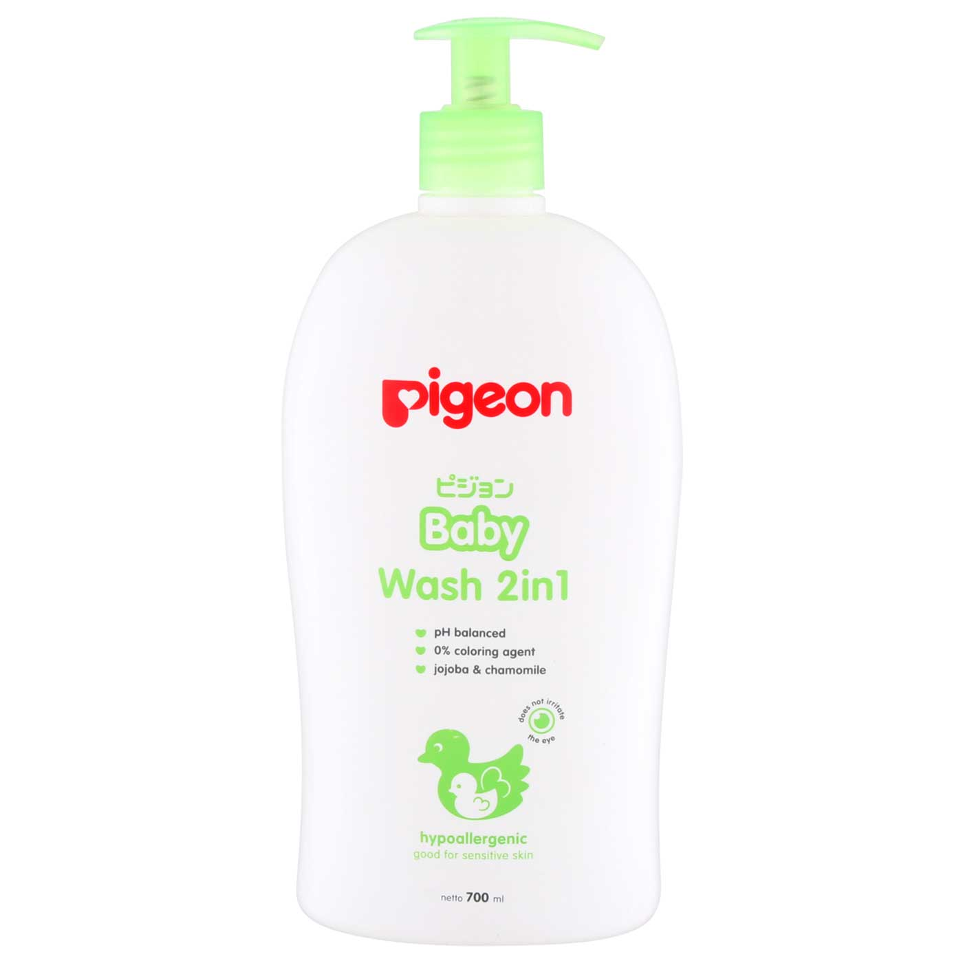 Pigeon Baby Wash Chamomile 700 Ml Pump