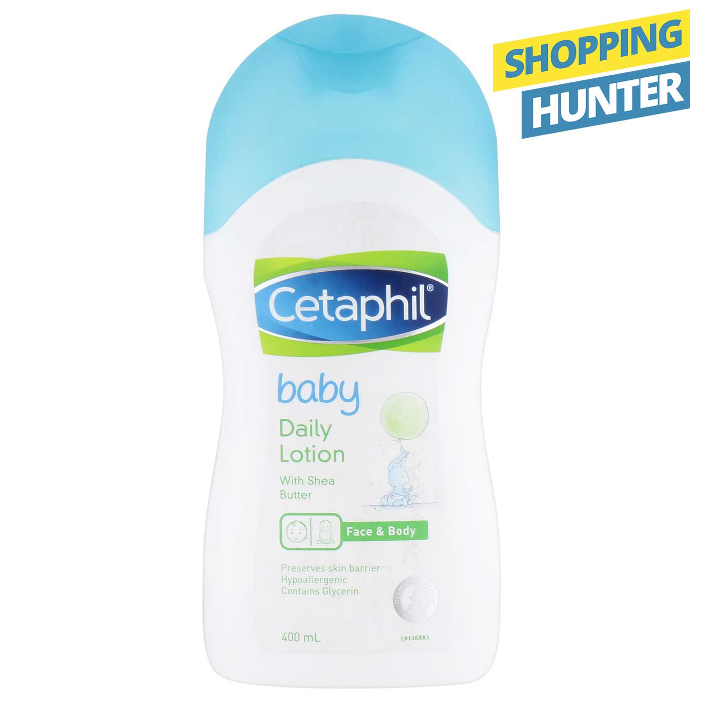 Cetaphil Baby Daily Lotion 400ml MKTG