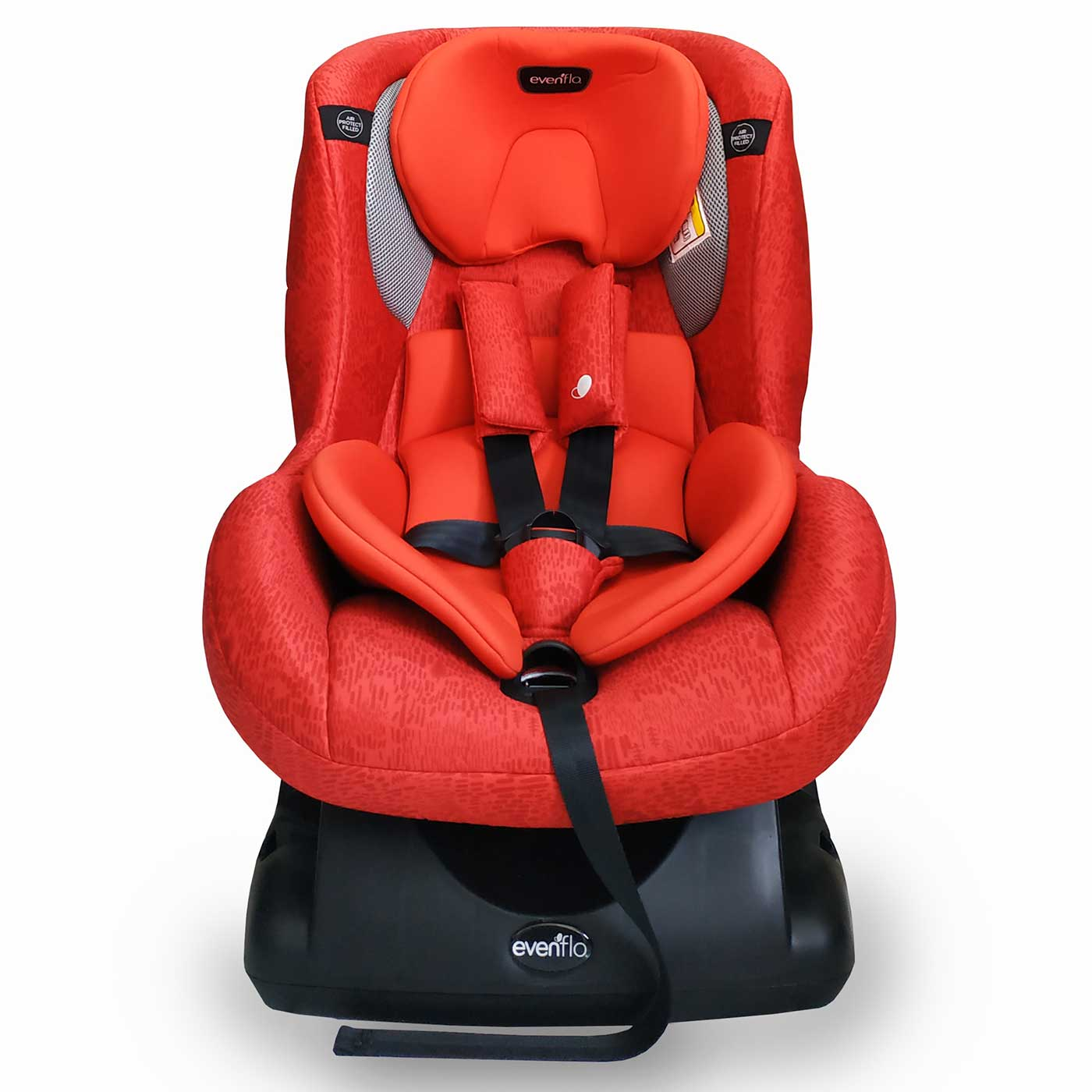 Babydoes Carseat Evenflo Erta CL 806 Red