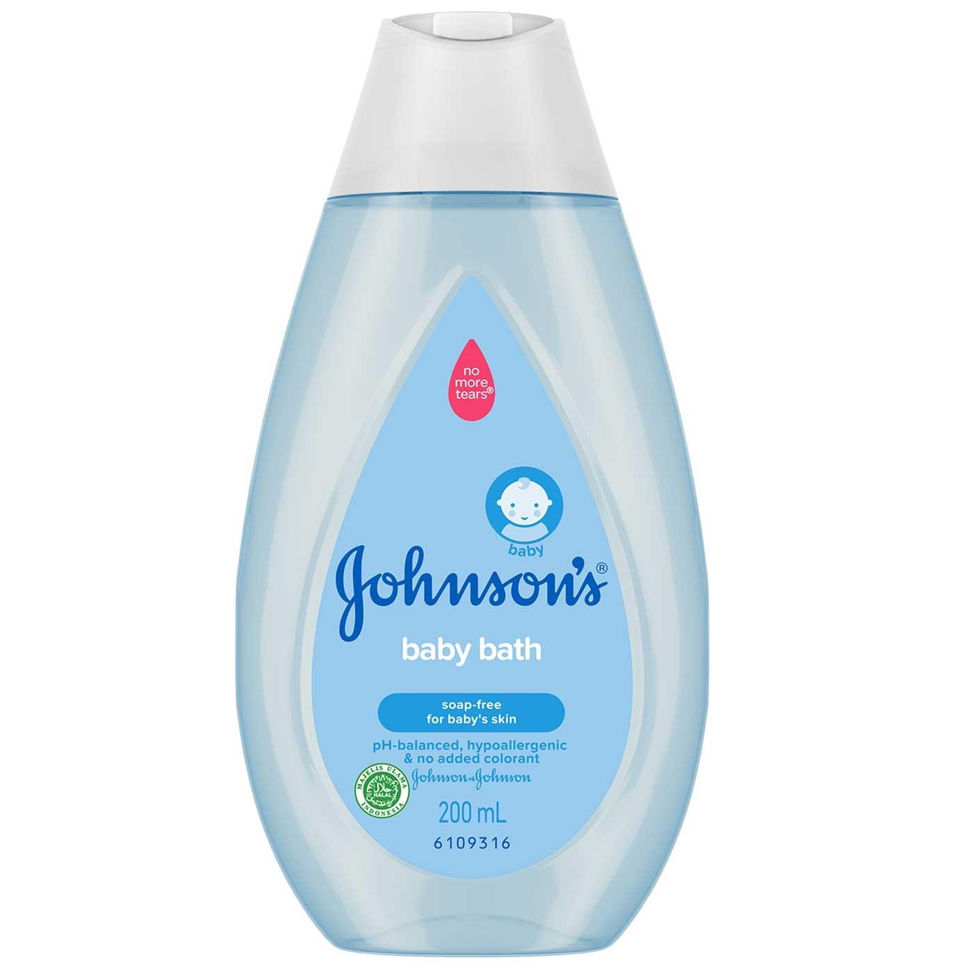 JOHNSON'S Bath 200ml