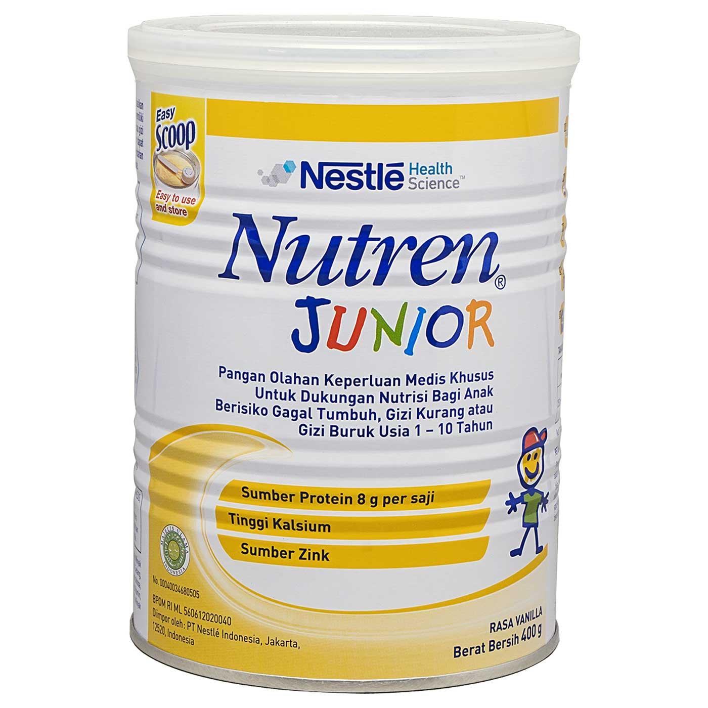Nutren Junior Prebio 1 ACB003 400g N5