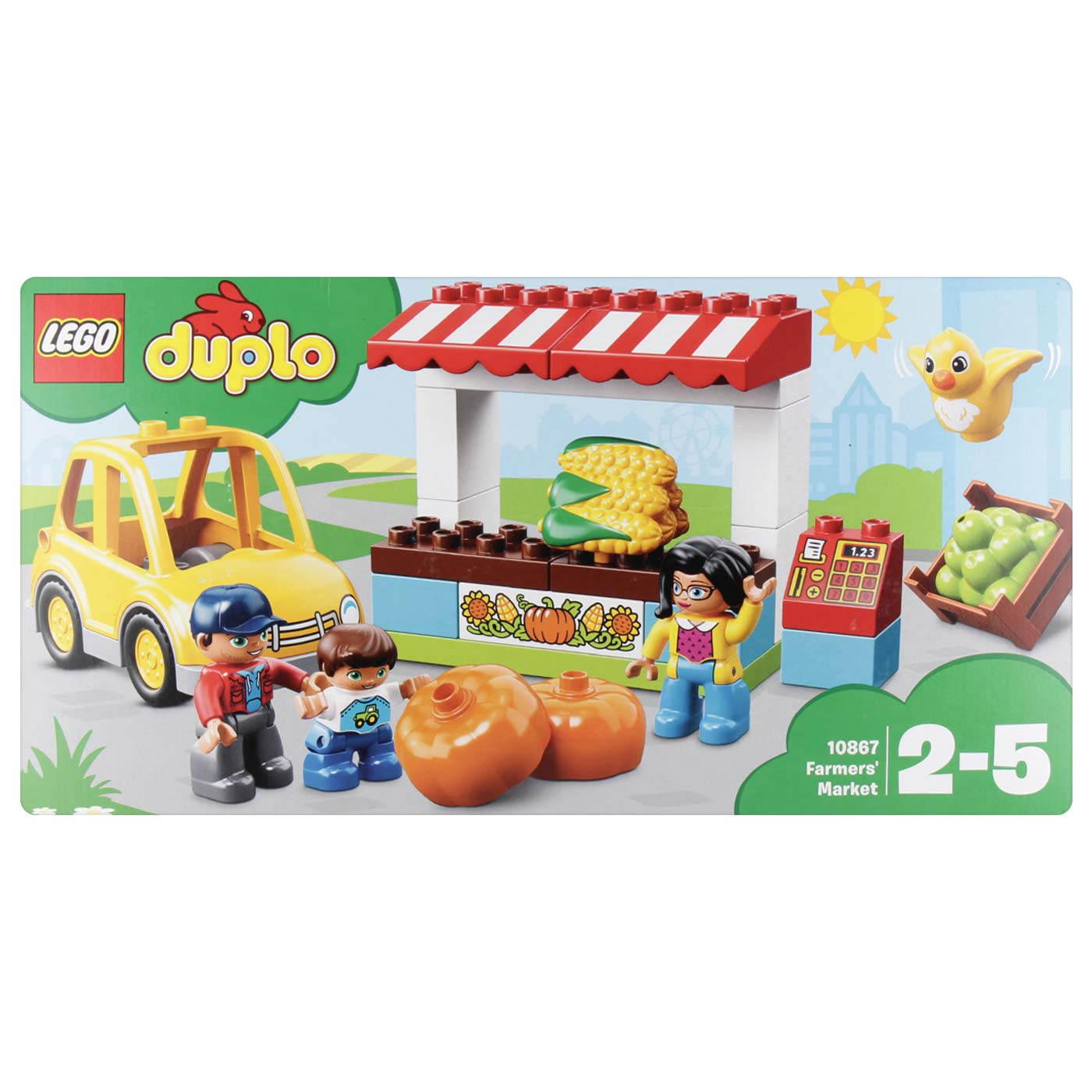 Lego Duplo Town Farmers' Market