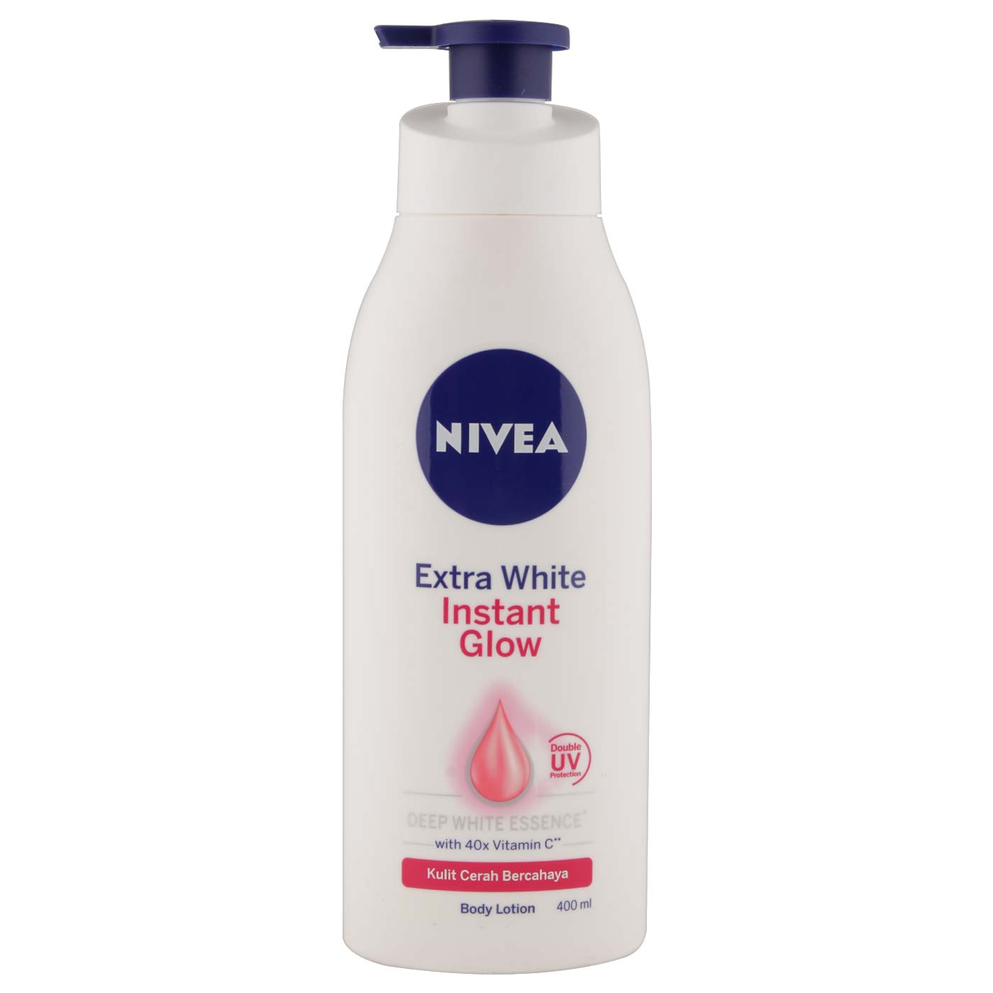 Nivea Body Lotion Instant White Firming SPF 15 - 400ml