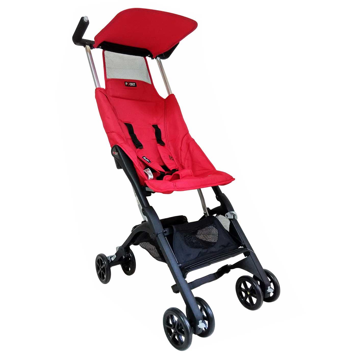 Cocolatte Stroller CL 688 Pockit Red C