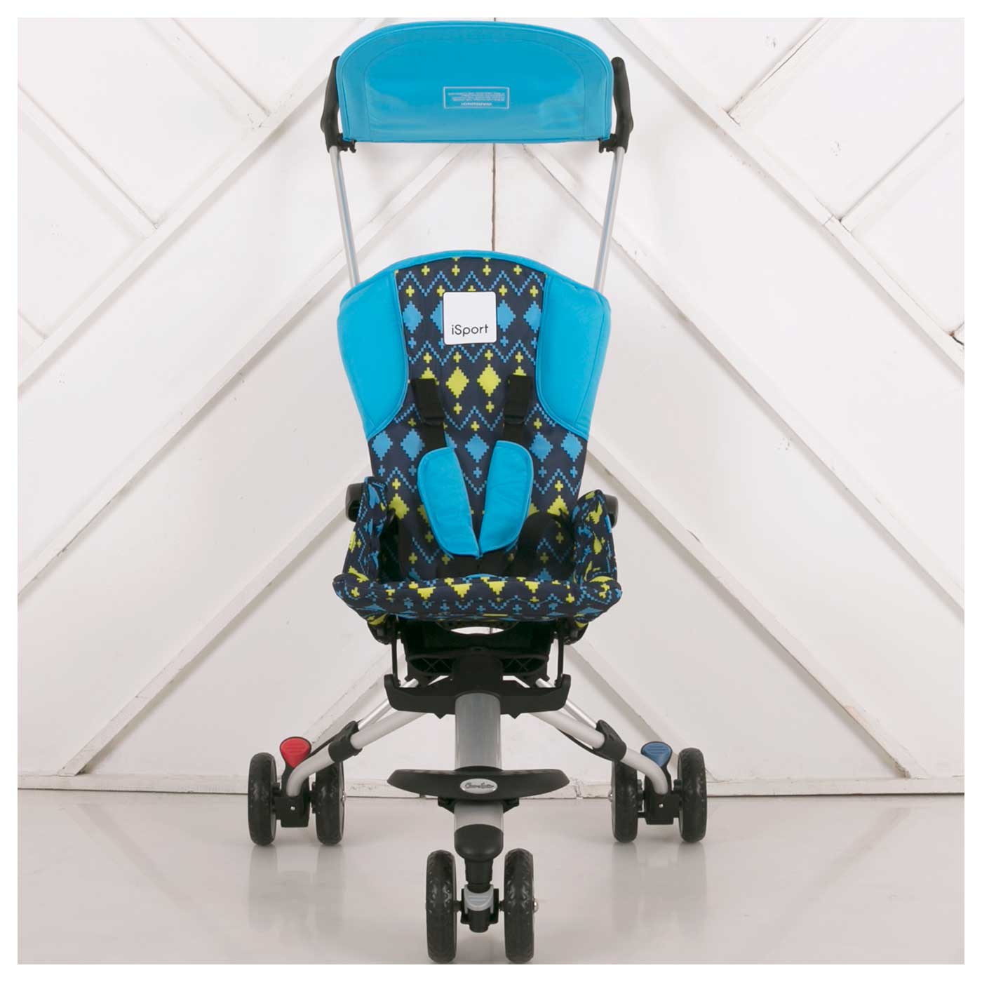 Cocolatte Stroller CL 8 ISport LImited Edition Blue C