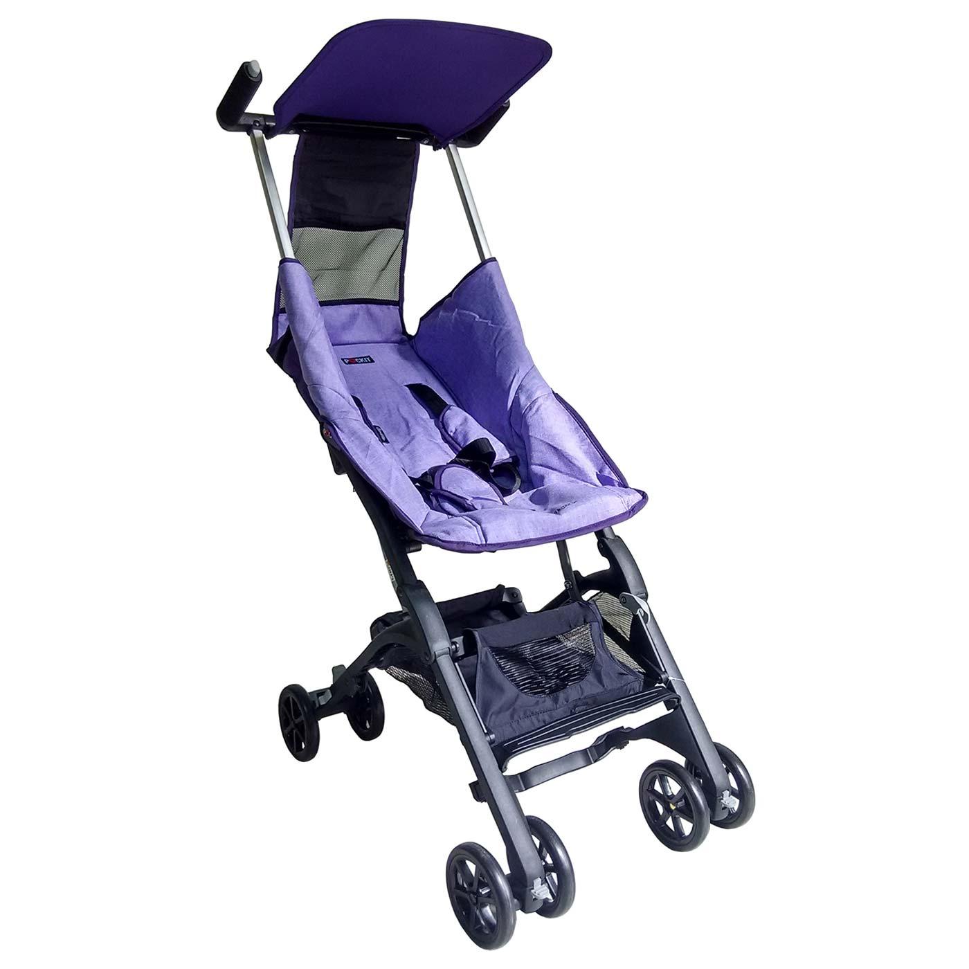 Cocolatte Stroller CL 788 Pockit Purple C