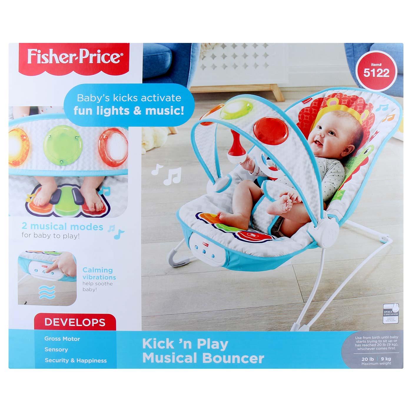 Fisher Price BG RFF Newborn/Toddler Rocker 1