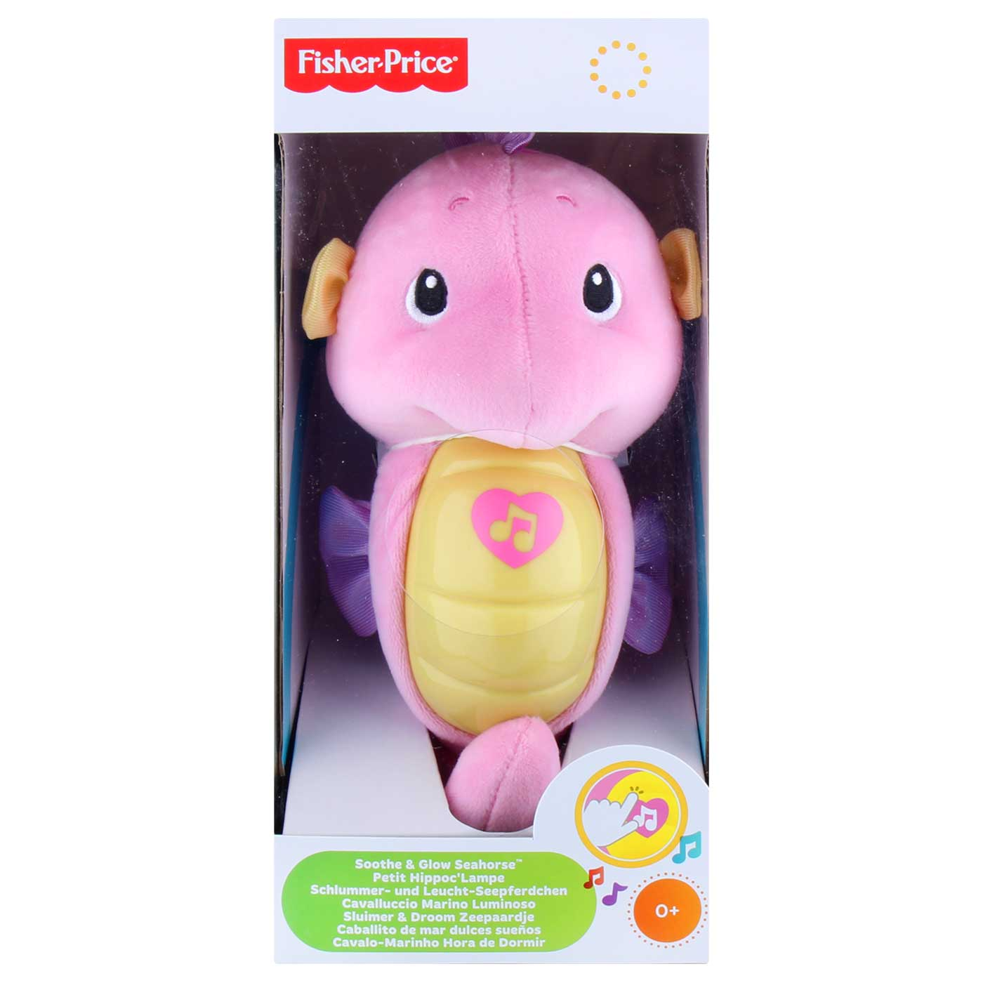 Fisher Price Soothe & Glow Seahorse WB DGH83 1