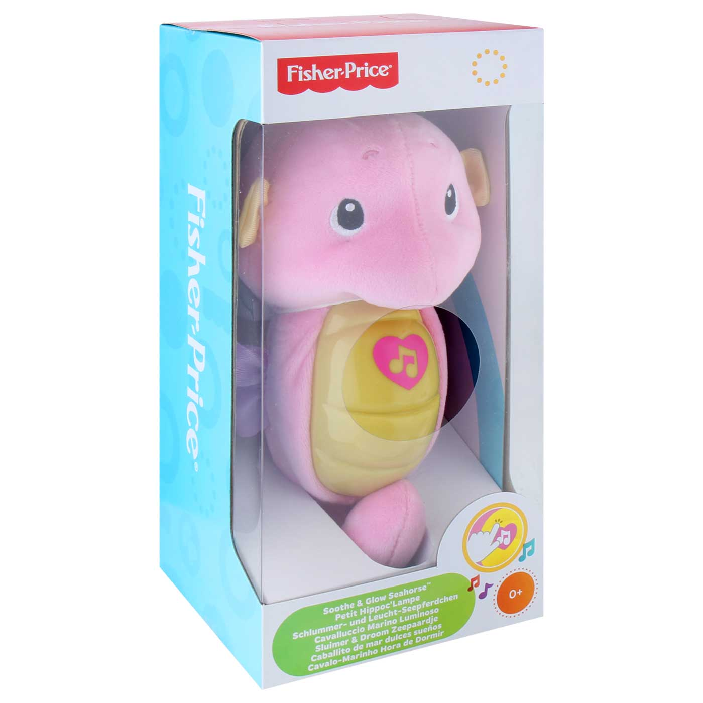 Fisher Price Soothe & Glow Seahorse WB DGH83 2