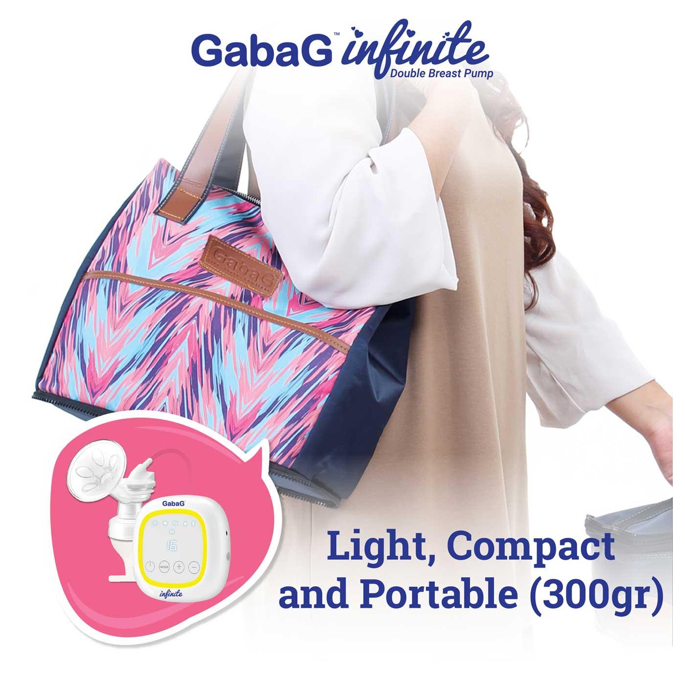 Gabag Infinite Double Breast Pump 4
