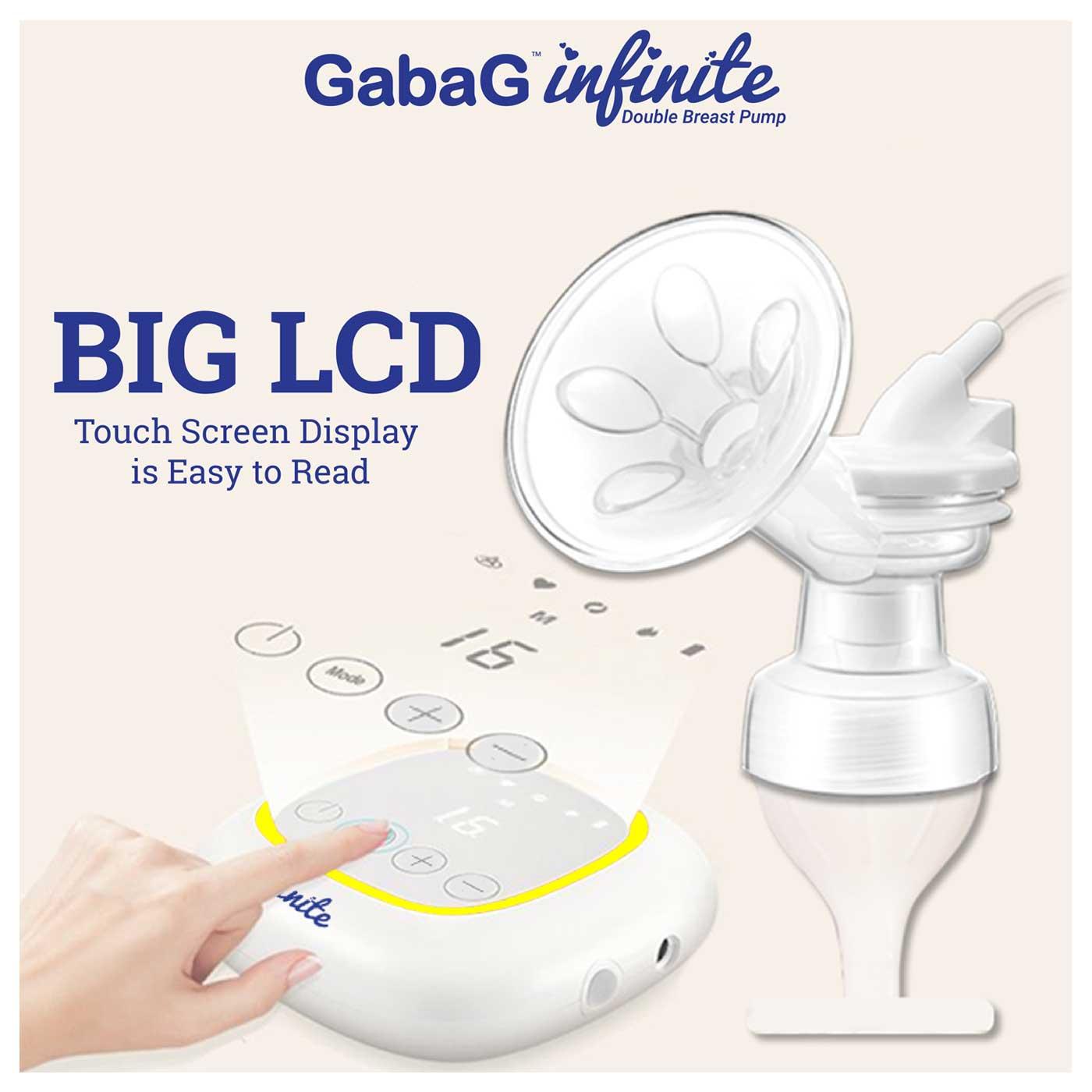 Gabag Infinite Double Breast Pump 5
