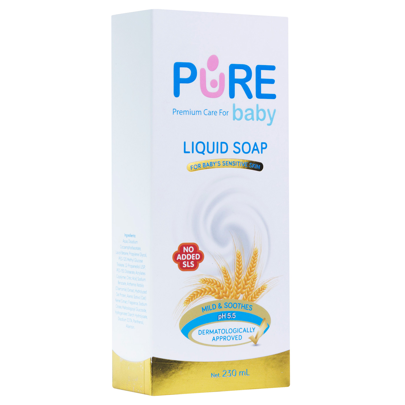 Pure baby Liquid Soap