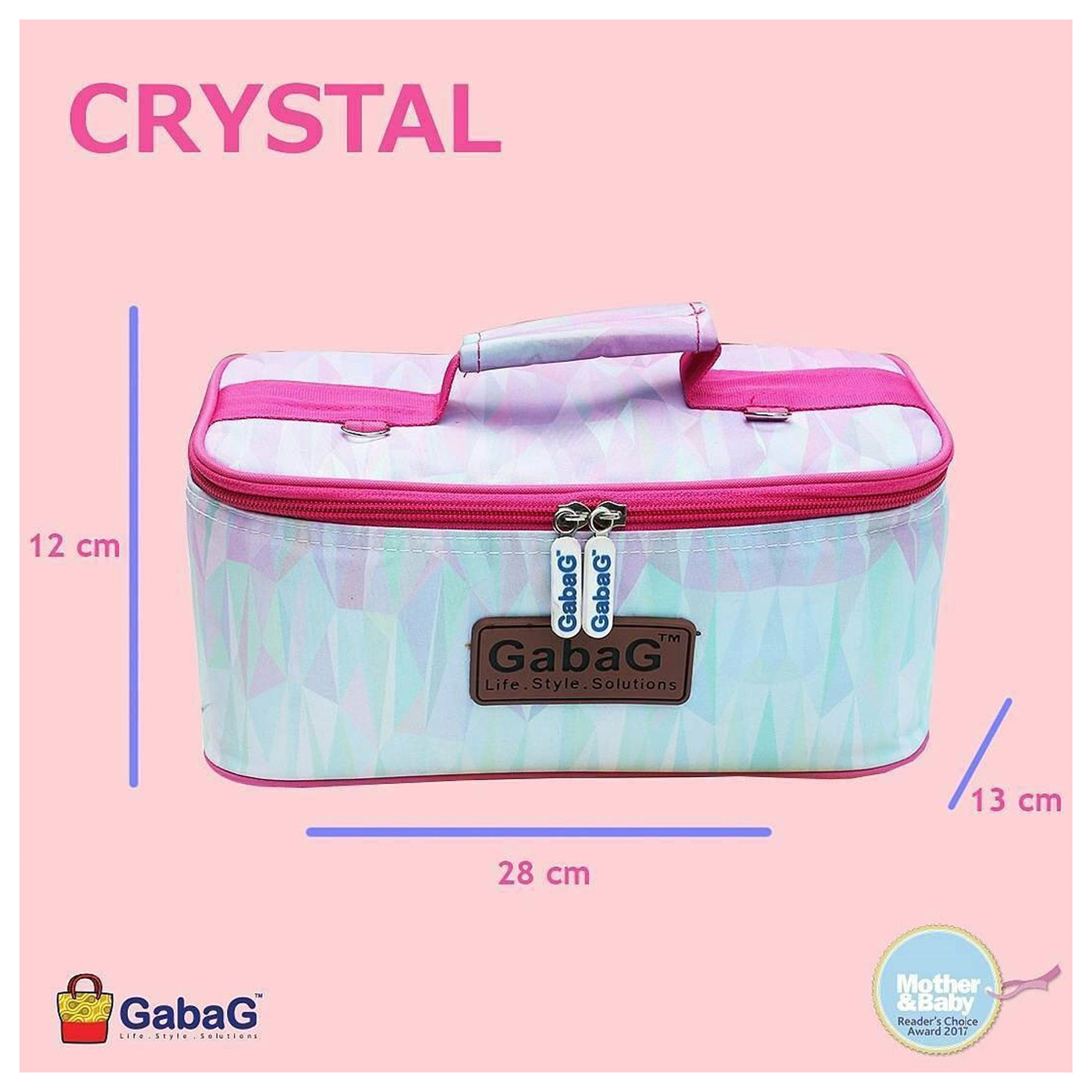 Gabag Infinite Crystal 2