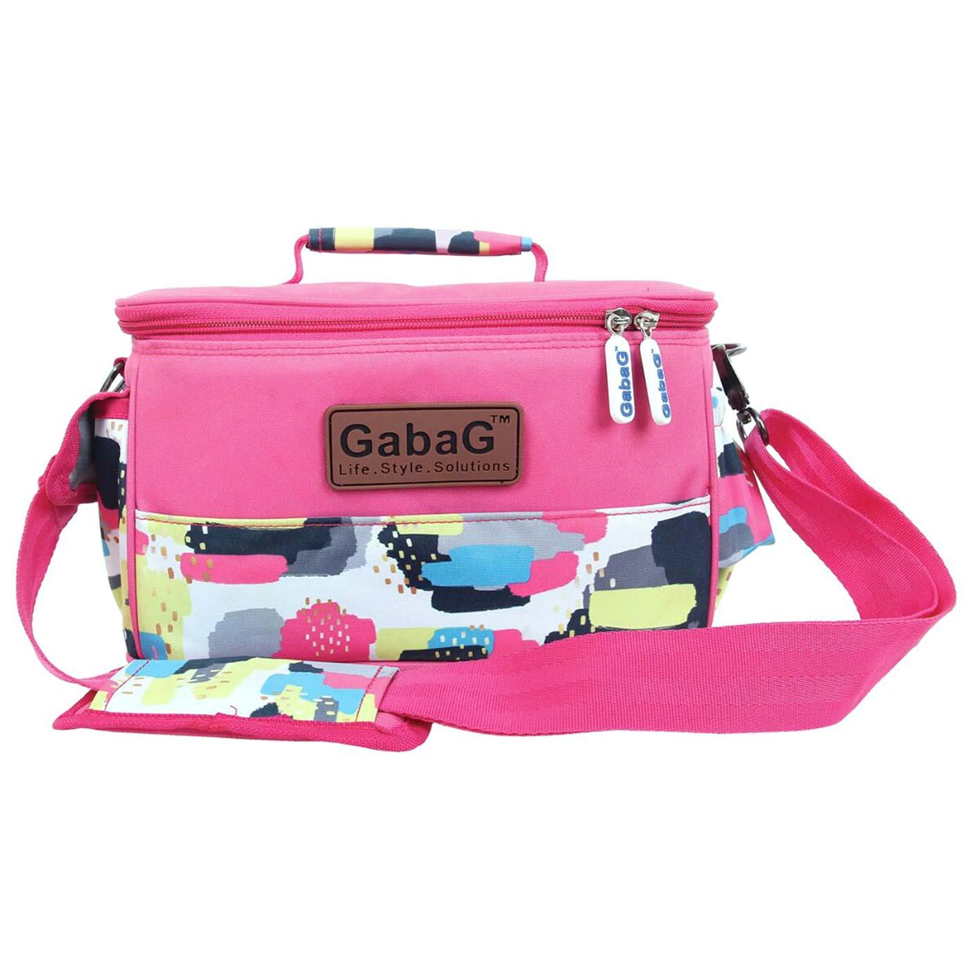 Gabag Sling Pink Camo 1