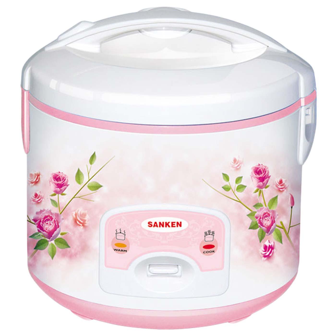 Sanken SJ-638 Ricecooker1.8l (O)