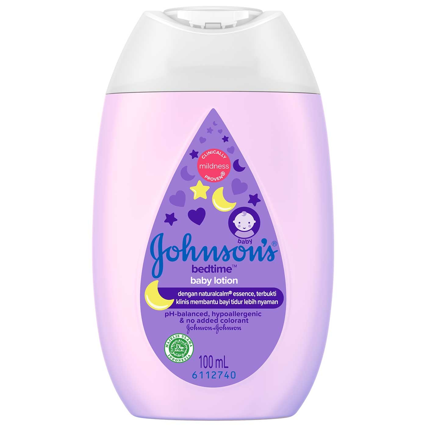 JOHNSON'S Bedtime Lotion 100ml