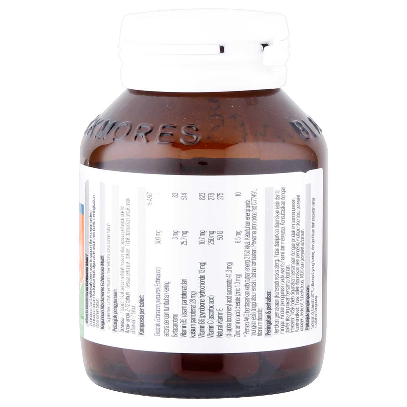 Blackmores Echinacea Multi 60 Tablets 2