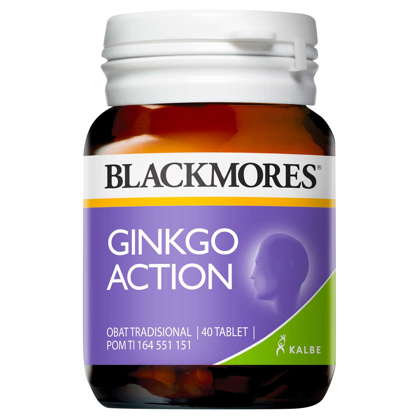 Blackmores Ginkgo Action 40 Tablets 1