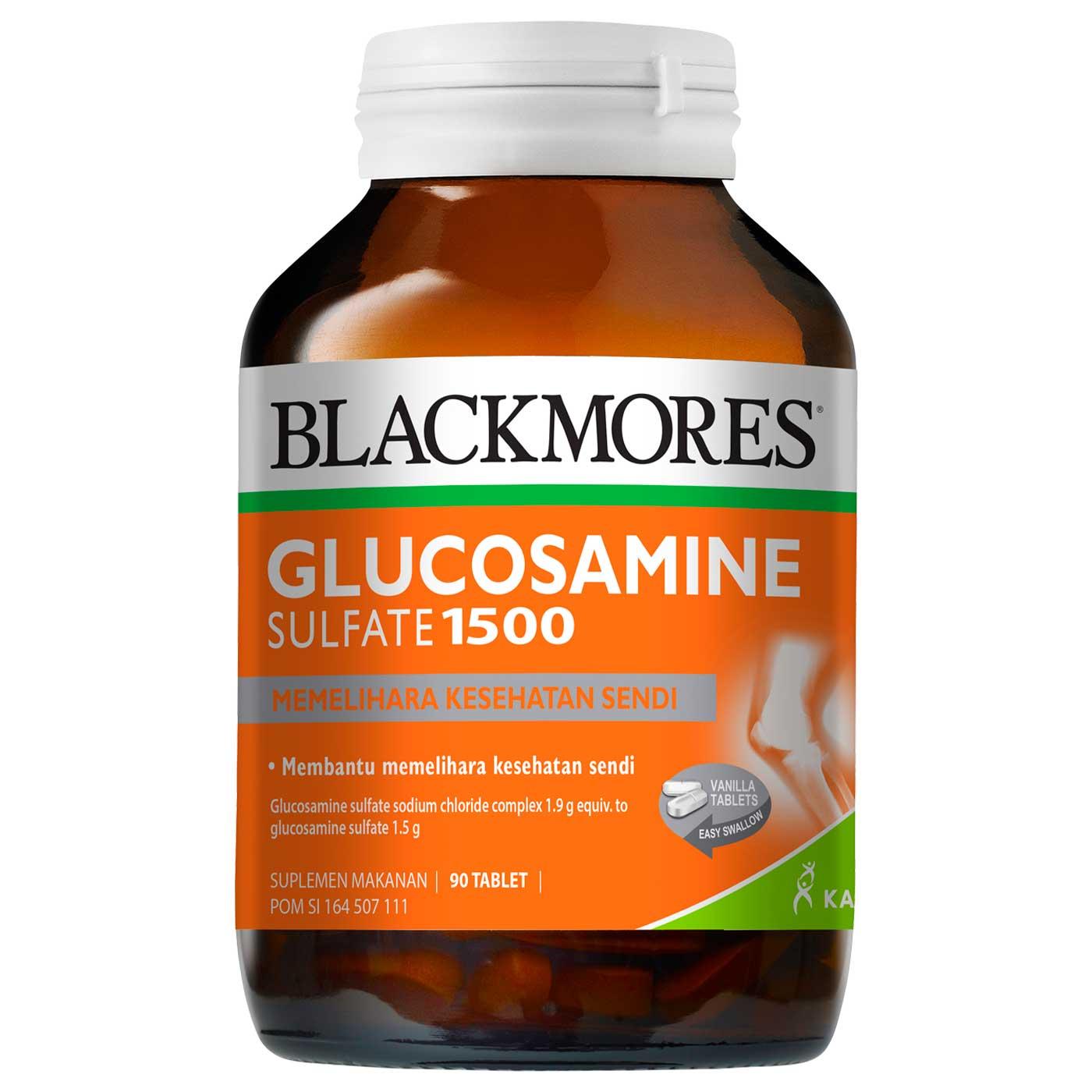 Blackmores Glucosamine Sulfate 1500 1