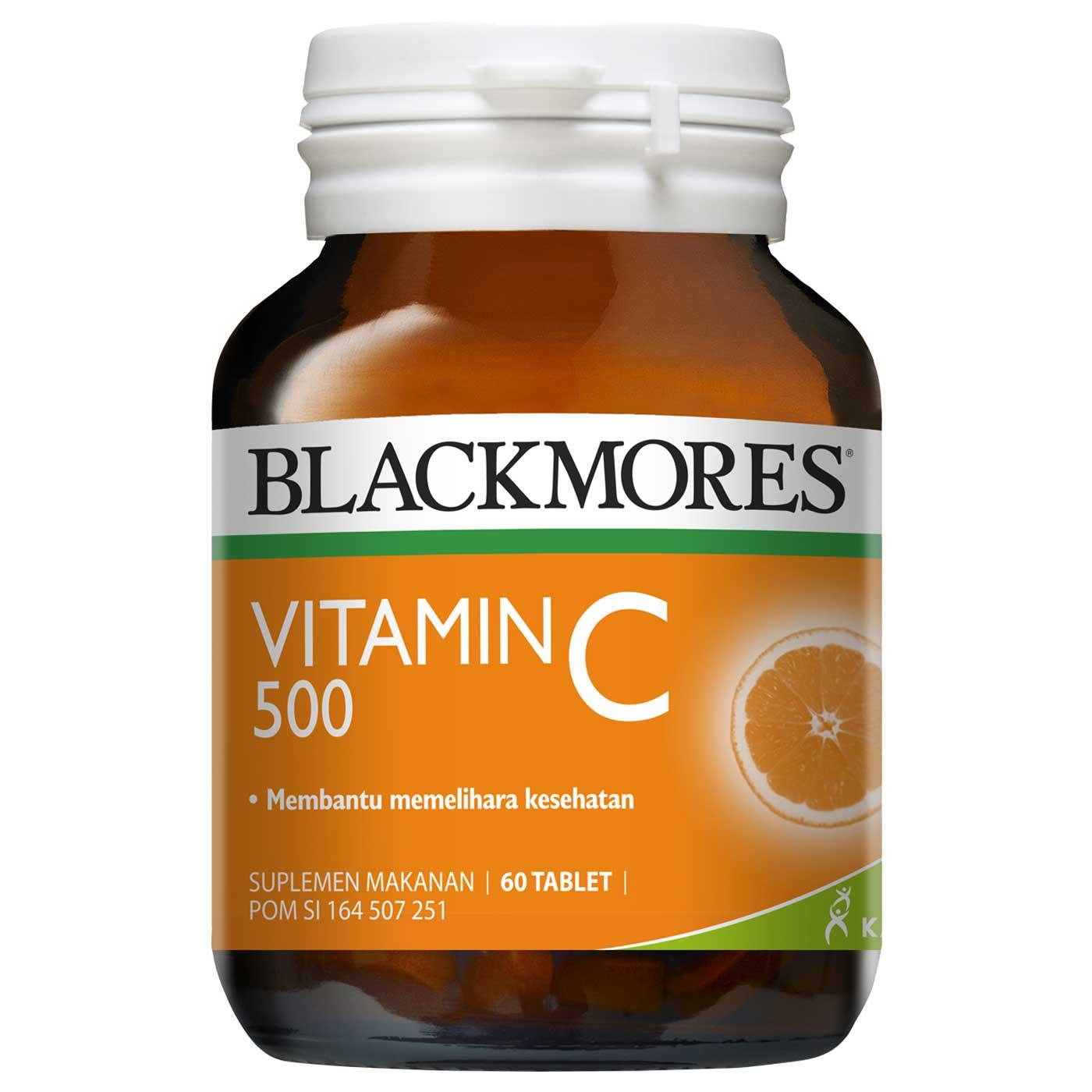 Blackmores Vitamin C 500mg 60 Tablets