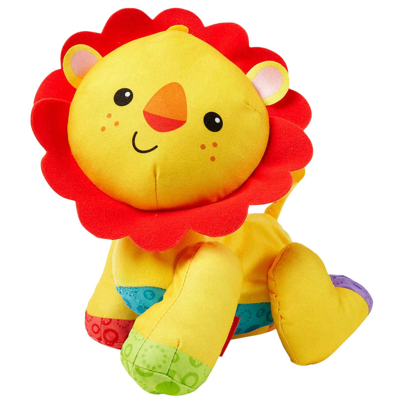 Fisher Price Infant Touch And Crawl Lion 1