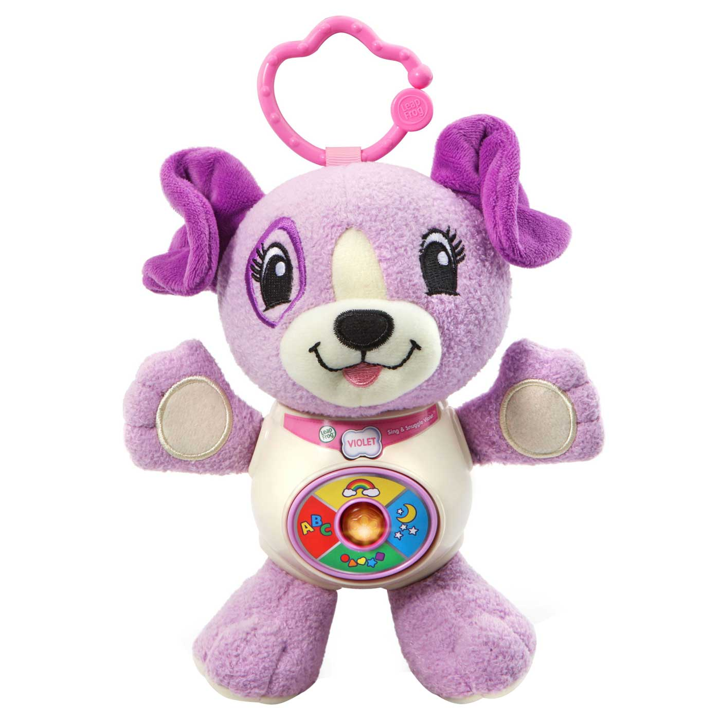 Leapfrog Sing & Snuggle Scout - Purple