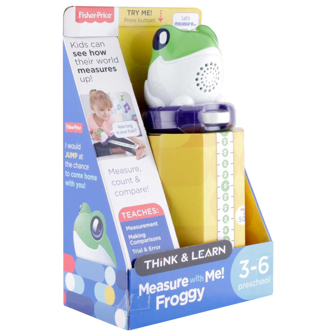 Fisher Price T&L Froggy 2