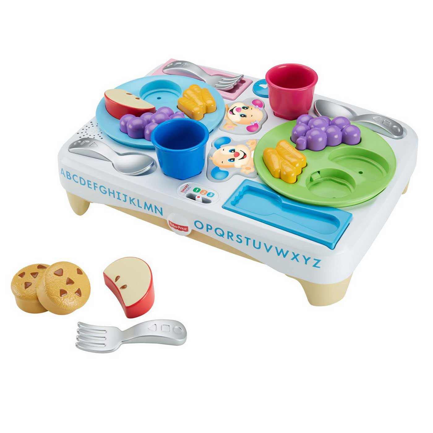 Fisher Price Laugh & Learn Say Please Snack Set 1