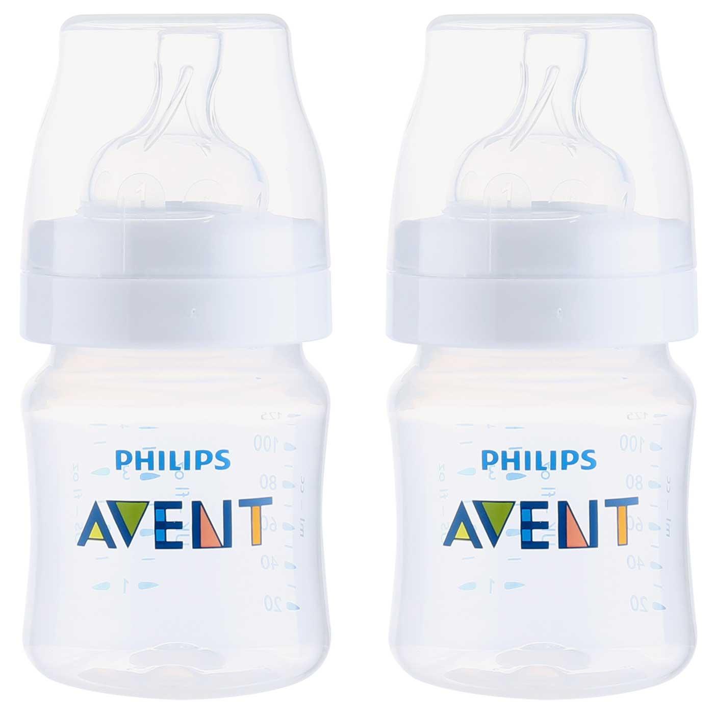 Philips Avent Bottle Classic + Twin 125ml