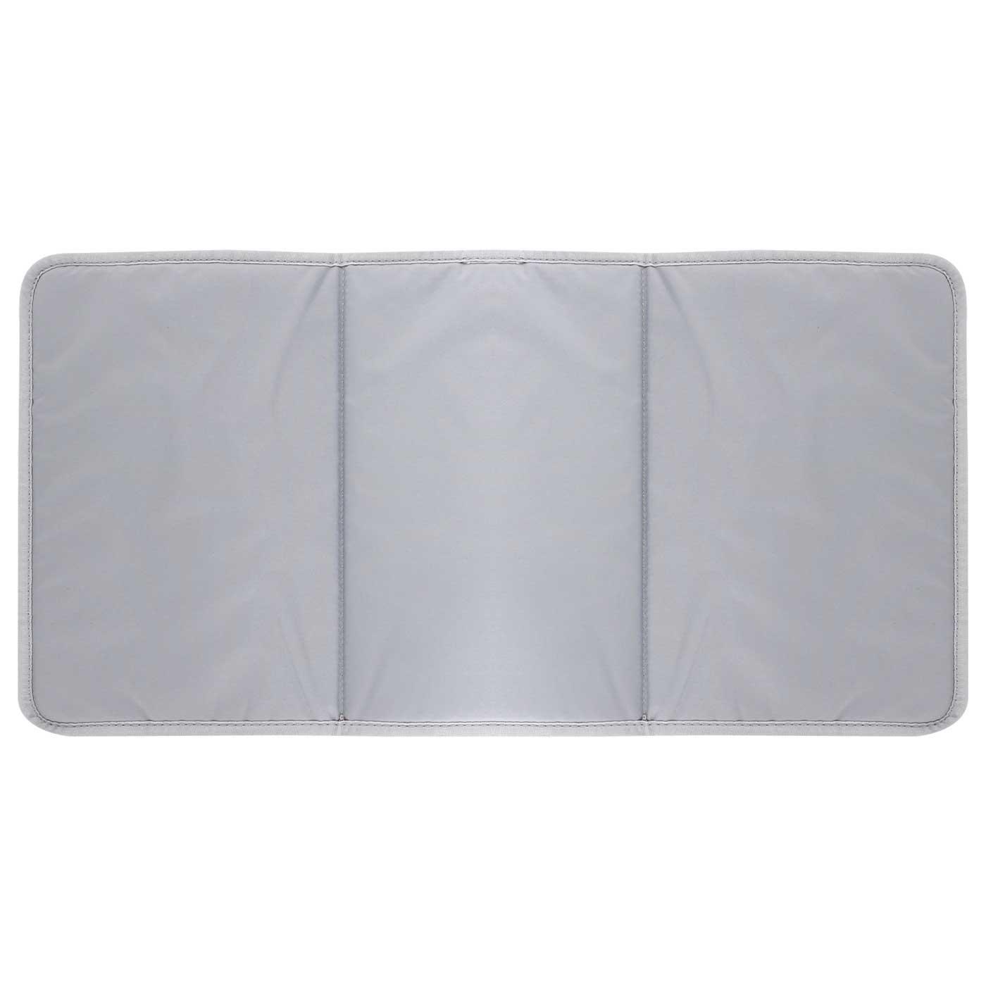 Skiphop Diaper Tote Bag Fit All Access - Platinum/Coral 6