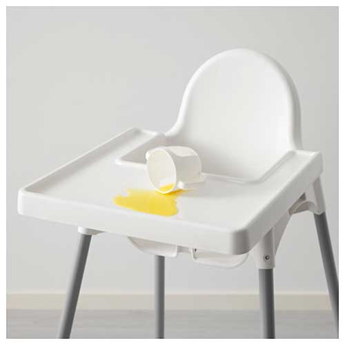 IKEA Antilop Highchair with Safety Belt