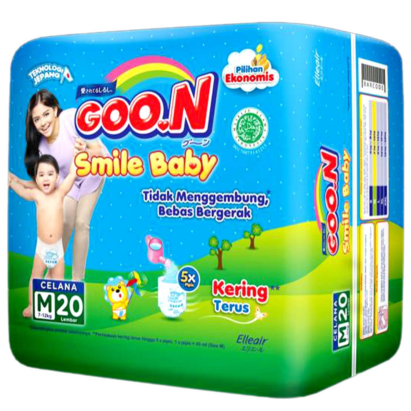 GOO.N Smile Baby pants M20