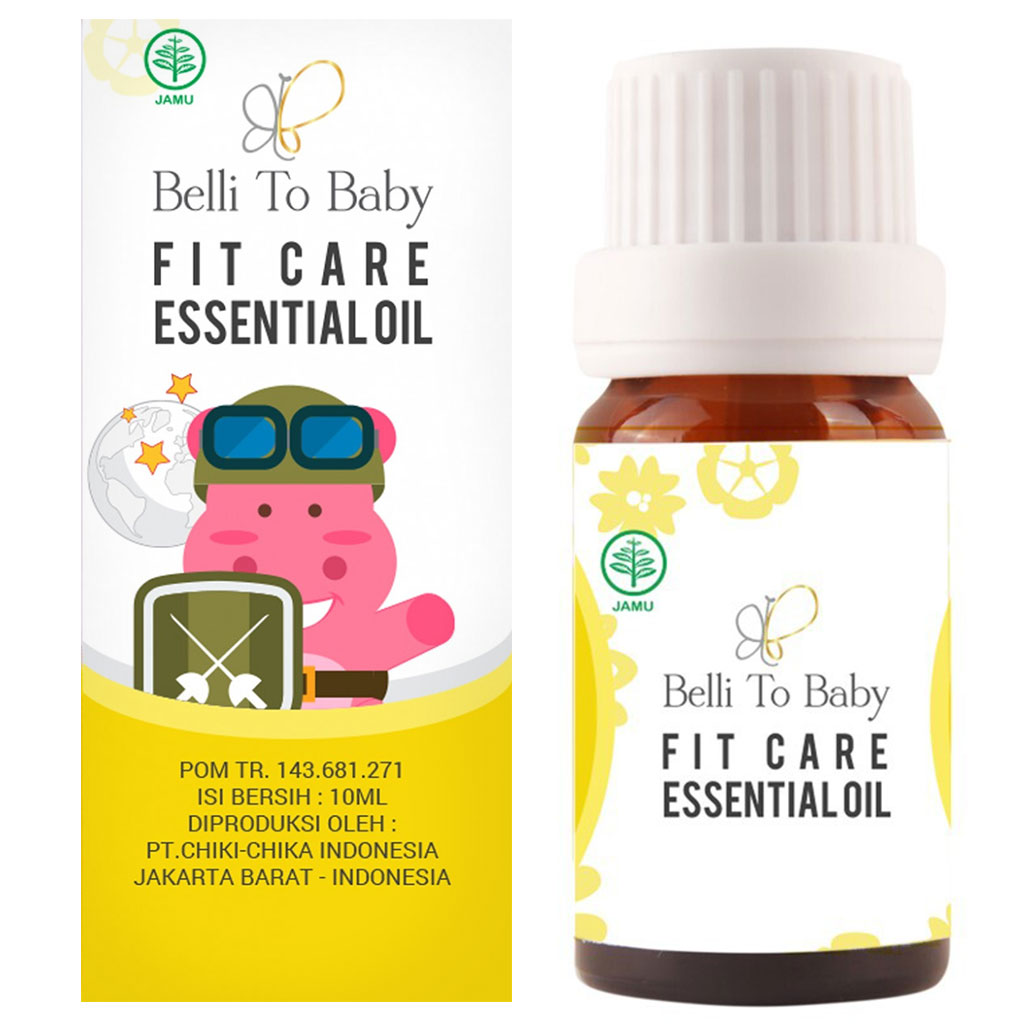 Belli To Baby Essential Oil Fit Care 10ml