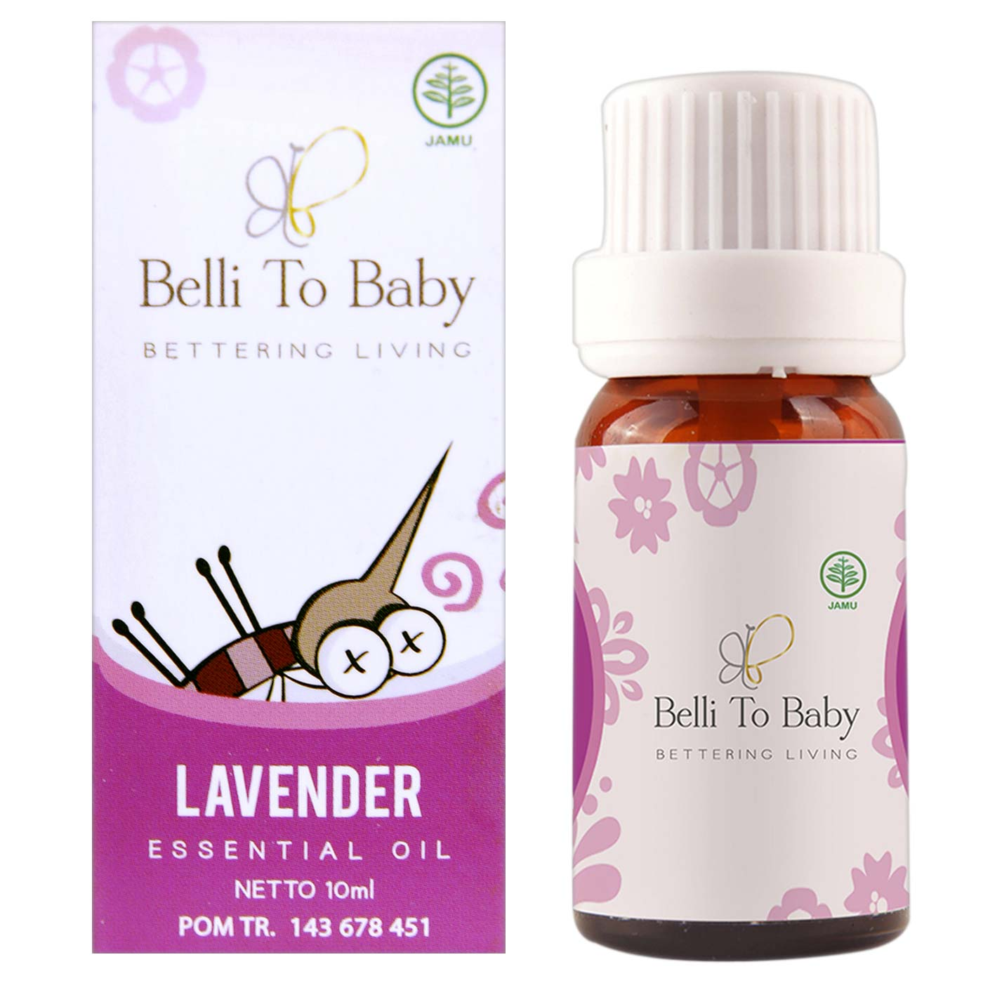 Belli To Baby Essential Oil Lavender 10ml