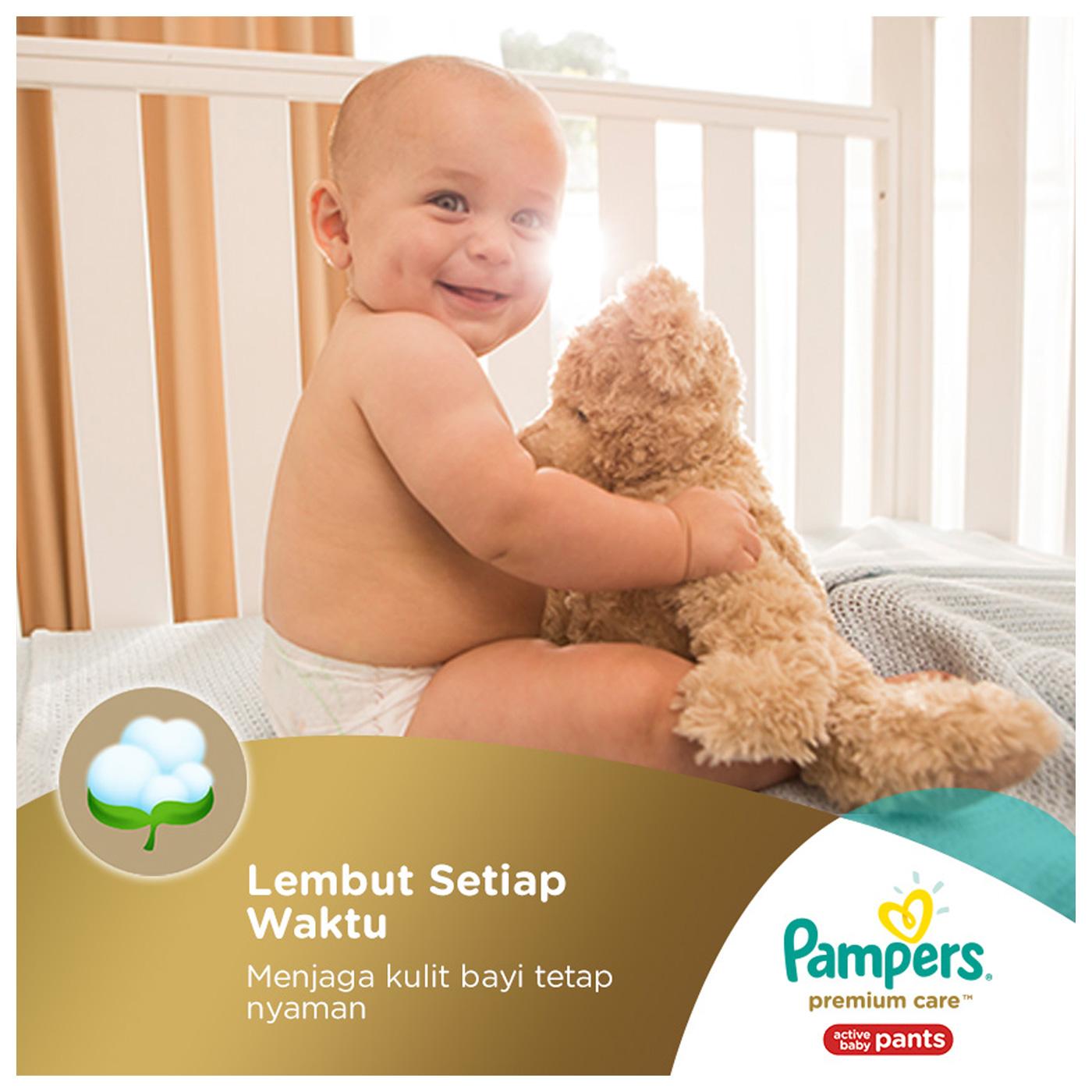 Pampers Popok Celana XL-36 Premium Care 3