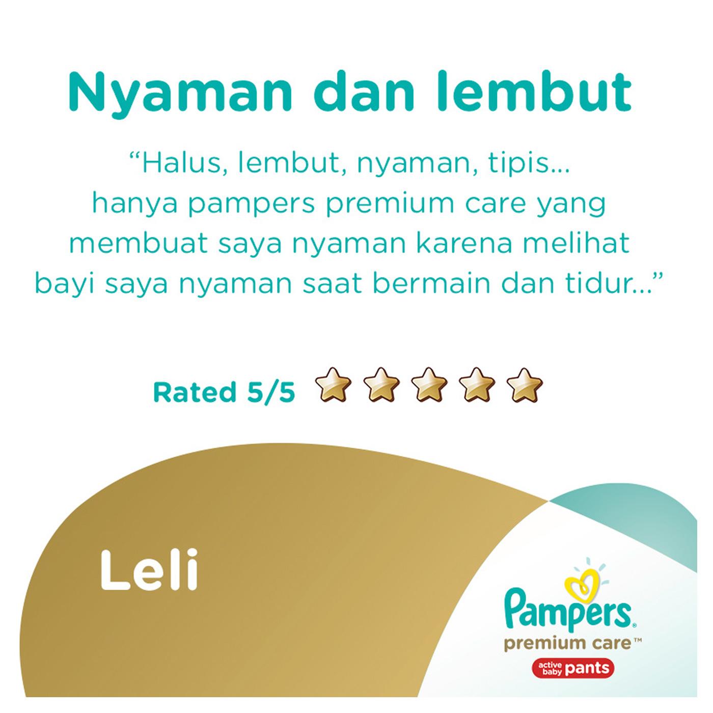 Pampers Popok Celana XL-36 Premium Care 6
