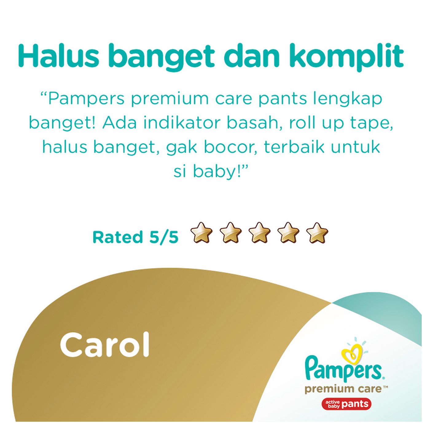 Pampers Popok Celana L-42 Premium Care 7