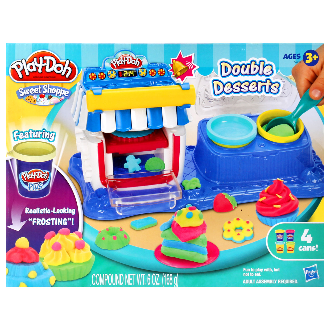 Play-Doh Double Desserts