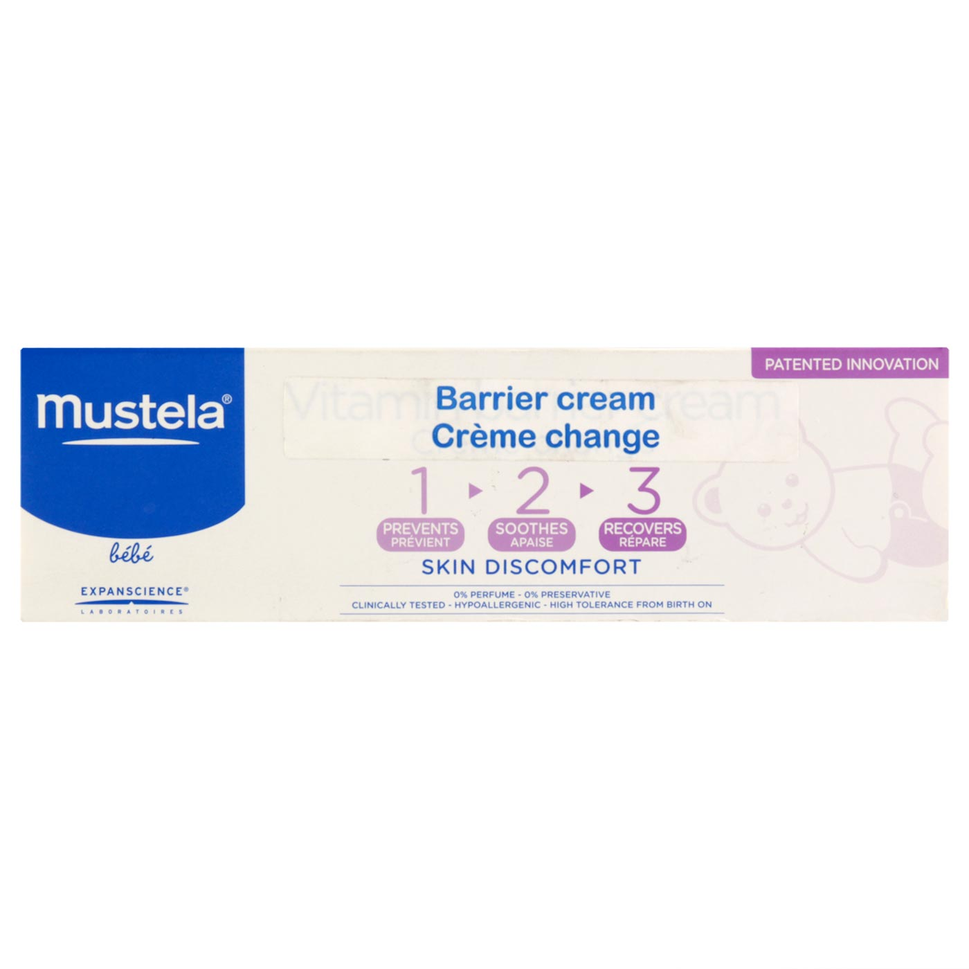 Mustela Bebe Barrier Cream 100ml