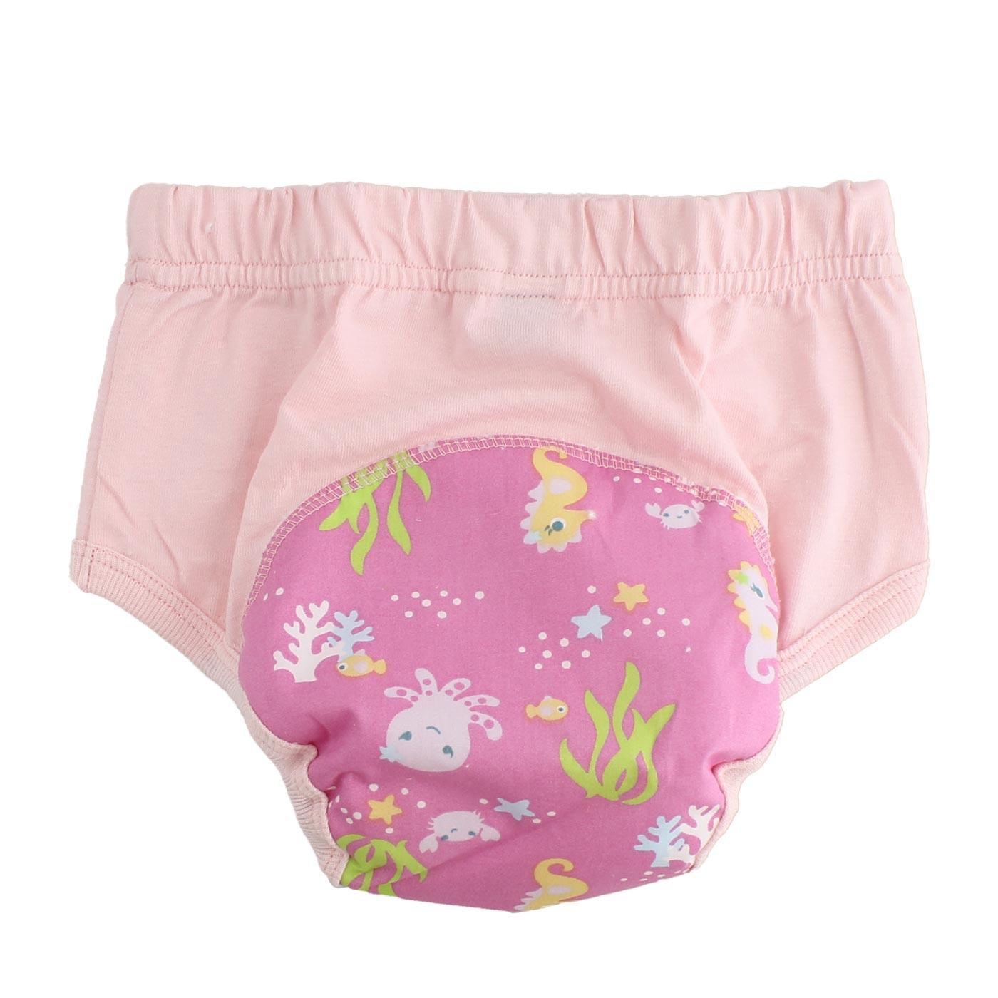 Klodiz Training Pant Pink Octo-M