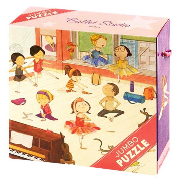 Mudpuppy Ballet Studio Jumbo Puzzle