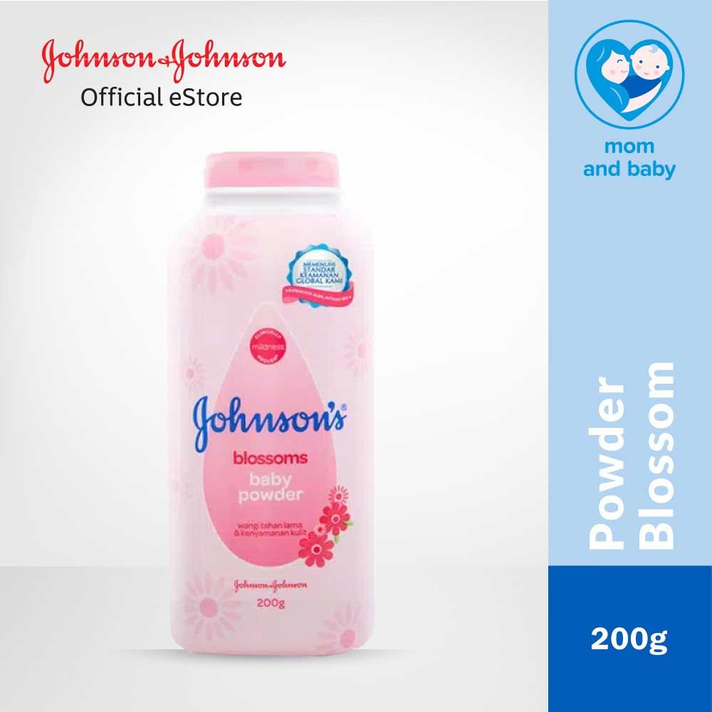 JOHNSON'S Blossom Powder 200gr